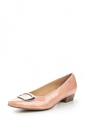 Туфли Ara. Цвет: розовый