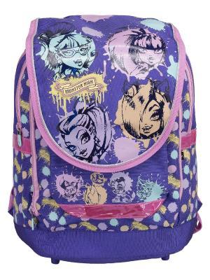 Рюкзак. Monster High. Цвет: сиреневый