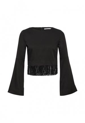 Блуза Finders Keepers. Цвет: черный