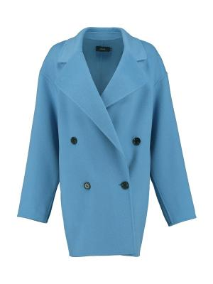 Пальто Joseph. Цвет: голубой