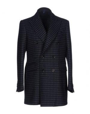 Пиджак DOMENICO TAGLIENTE. Цвет: темно-синий