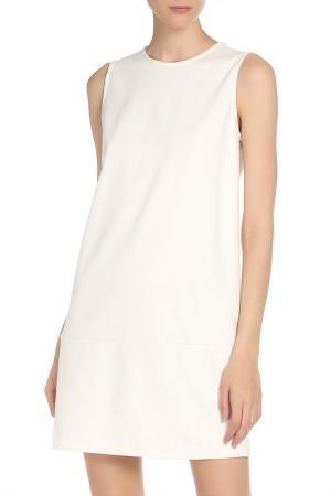 Платье SEVENTY. Цвет: белый