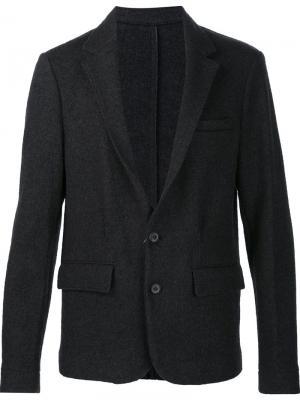 Casual blazer Wooyoungmi. Цвет: чёрный