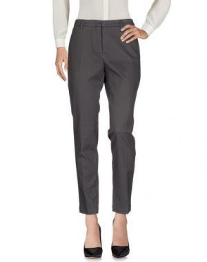 Повседневные брюки -A-. Цвет: стальной серый