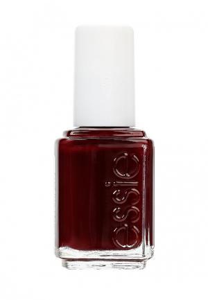 Лак для ногтей Essie Professional. Цвет: бордовый