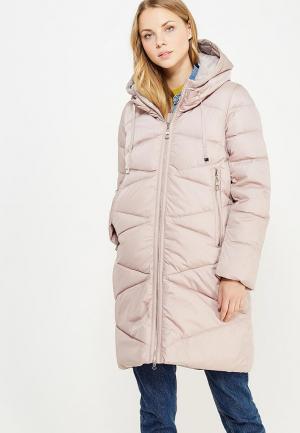 Куртка утепленная Tom Farr. Цвет: розовый