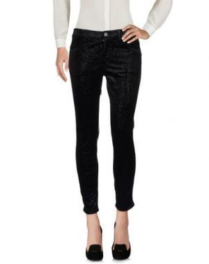 Повседневные брюки JUNYA WATANABE COMME des GARÇONS. Цвет: черный
