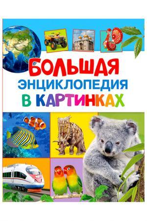 Большая энциклопедия Росмэн. Цвет: none