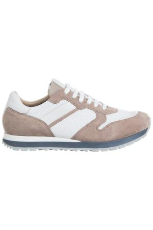 SNEAKERS Datch. Цвет: beige, white