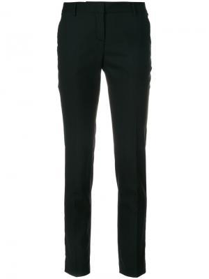 Классические брюки Tonello. Цвет: чёрный