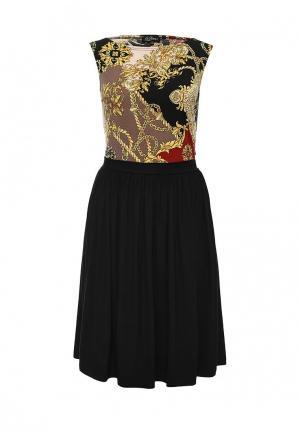 Платье LuAnn. Цвет: разноцветный