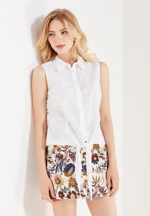 Блуза Troll. Цвет: белый