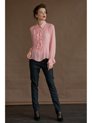 Блузка Tsurpal. Цвет: розовый