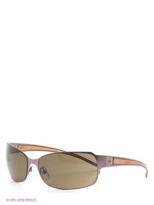 Солнцезащитные очки IS 11-026 08 Enni Marco. Цвет: коричневый