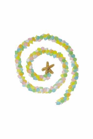 Винтажное колье Castlecliff Vintage. Цвет: multicolor