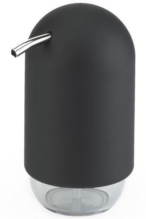 Диспенсер для мыла TOUCH UMBRA. Цвет: черный