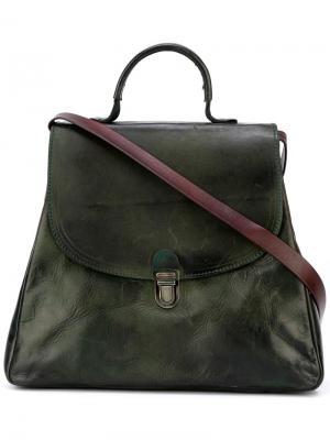 Маленькая сумка Cherevichkiotvichki. Цвет: зелёный
