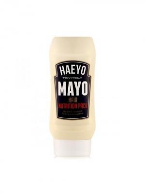 Маска для волос HAEYO MAYO, 250мл Tony Moly. Цвет: белый