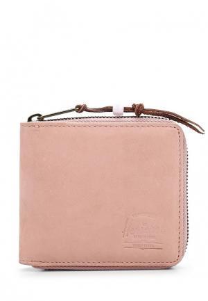 Кошелек Herschel Supply Co. Цвет: розовый