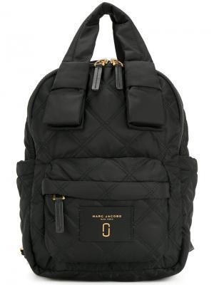 Стеганый рюкзак Marc Jacobs. Цвет: чёрный