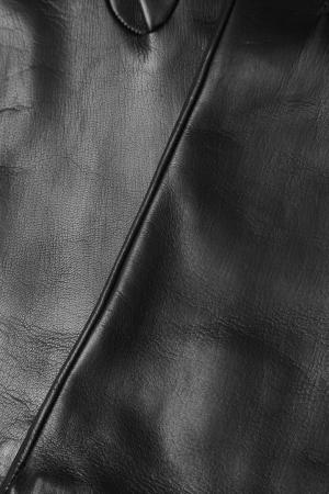 Кожаные перчатки Valentino. Цвет: черный