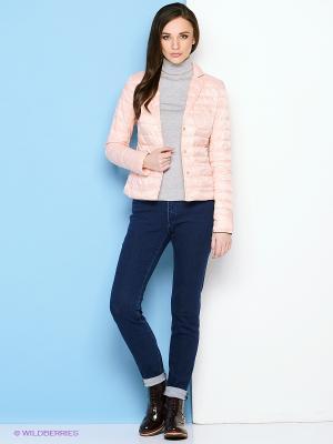 Куртка Trussardi. Цвет: персиковый
