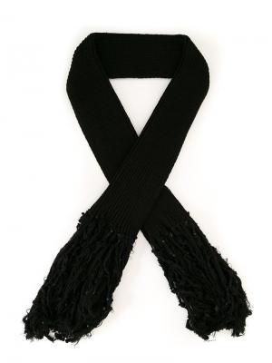 Fumo scarf Uma | Raquel Davidowicz. Цвет: чёрный