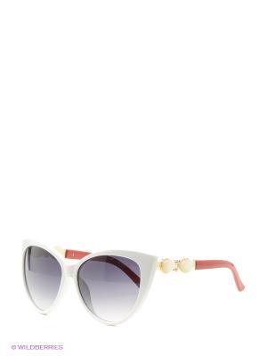 Солнцезащитные очки Vittorio Richi. Цвет: красный, белый