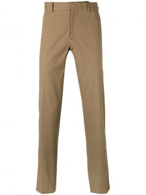 Классические брюки чинос Joseph. Цвет: телесный