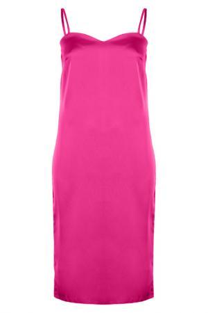 Платье SWEETME TM. Цвет: розовый