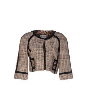 Пиджак JOSEPH RIBKOFF. Цвет: коричневый