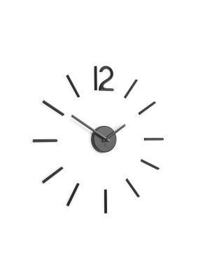 Часы настенные Blink Umbra. Цвет: черный