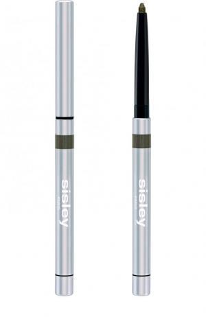 Водостойкий карандаш для глаз Phyto-Khol Star, оттенок № 4 Сверкающий оливковый Sisley. Цвет: бесцветный