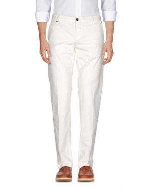 Повседневные брюки AR AND J. Цвет: белый