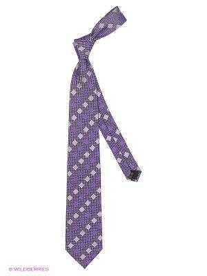 Галстук ANDREA VISCONTI. Цвет: фиолетовый