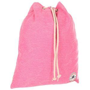 Мешок  Gymsack Pink Converse. Цвет: розовый