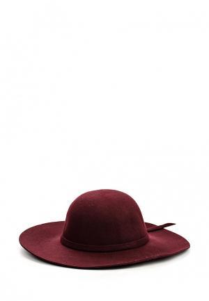 Шляпа Jennyfer. Цвет: бордовый