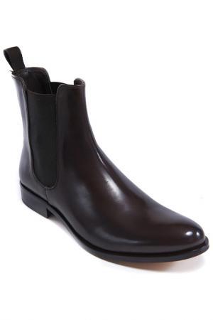 Ботинки Del Re. Цвет: коричневый