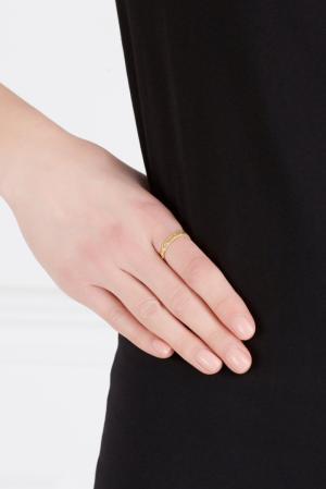 Кольцо Lily Ca&Lou. Цвет: золотой