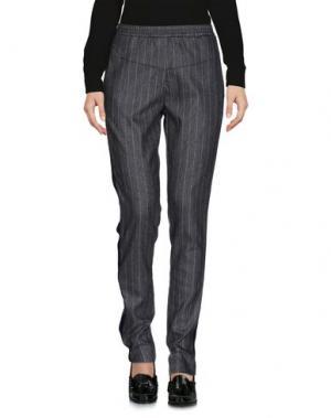 Повседневные брюки LIIS - JAPAN. Цвет: серый
