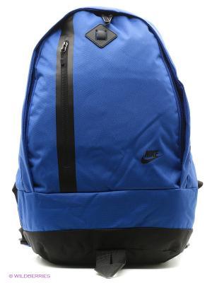 Рюкзак NIKE CHEYENNE 3.0 - SOLID. Цвет: синий