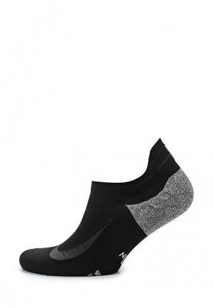 Носки Nike. Цвет: черно-белый