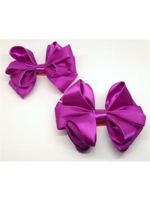 Банты Шик ТД Трастеро. Цвет: фиолетовый