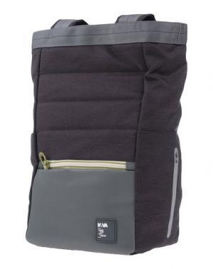 Рюкзаки и сумки на пояс NAVA. Цвет: баклажанный