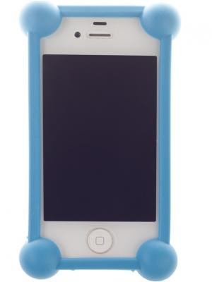 Partner ПР033422 Universal bumper-case, dark-blue. Цвет: синий