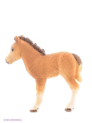 Жеребенок дартмурского пони SCHLEICH. Цвет: коричневый
