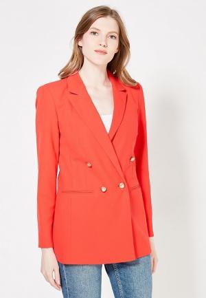 Пиджак Miss Selfridge. Цвет: красный