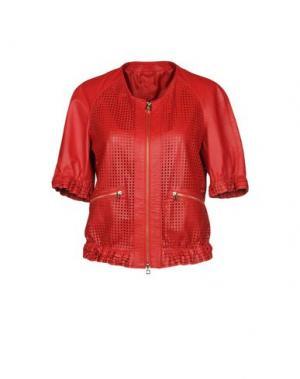 Куртка DIEGO M. Цвет: красный