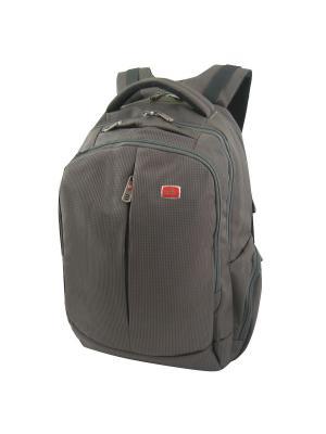 Рюкзак Stelz. Цвет: коричневый