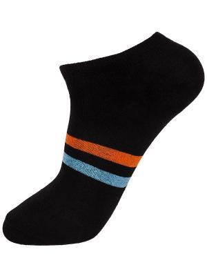 Носки NOSOCKS!. Цвет: черный, голубой, оранжевый